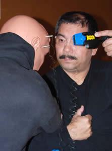 Don Shoots probes head